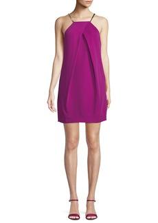 Trina Turk Felisha Halter Dress w/ Flawless Finish