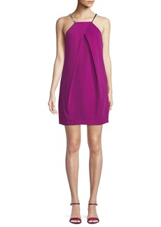 Trina Turk Felisha Halter Dress w/ Flawless Finish