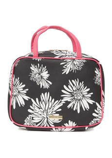 Trina Turk Floral Print Travel Case