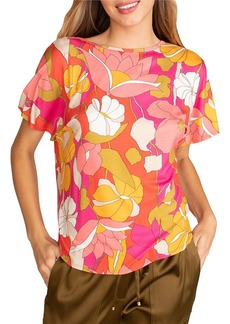 Trina Turk Florida Floral T-Shirt
