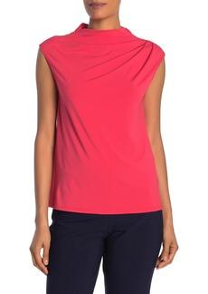 Trina Turk Gaze Drape Shirt