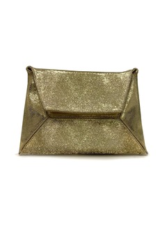 Trina Turk GOLDEN ENVELOPE CLUTCH