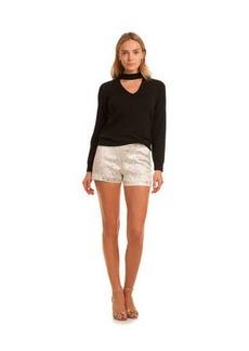 Trina Turk graham sweater