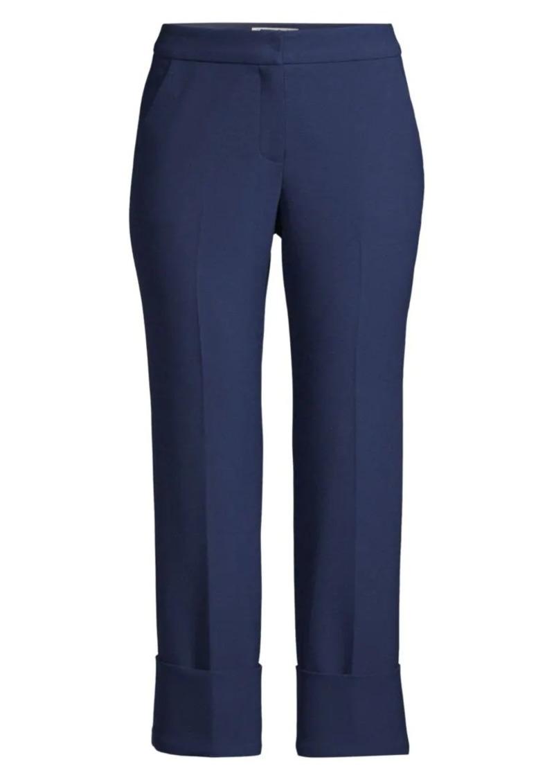 Trina Turk Hi Line Texture Banshee Pants