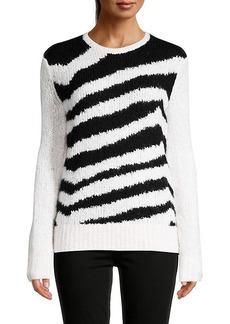 Trina Turk Irish Coffee Striped Sweater