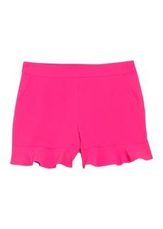 Trina Turk JFK Ruffle Hem Shorts