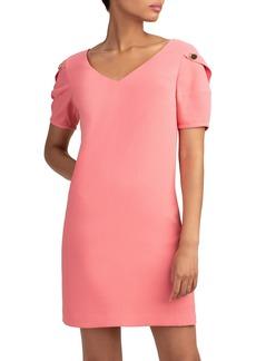 Trina Turk Lemonade Short-Sleeve Dress