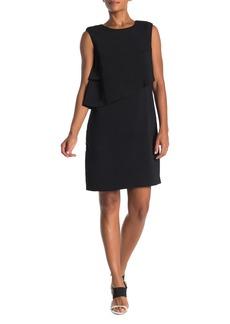 Trina Turk Luna Front Popover Sleeveless Dress