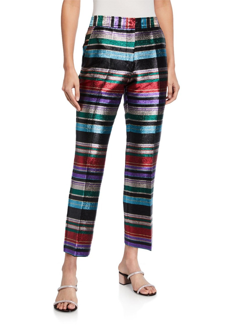 Trina Turk Mercury 2 Cropped Pants