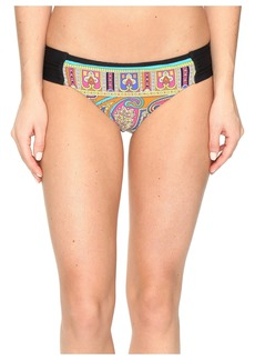 Trina Turk Nepal Shirred Side Hipster Bottom