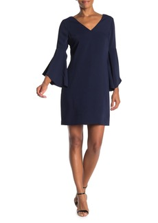 Trina Turk Nico Bell Sleeve Dress