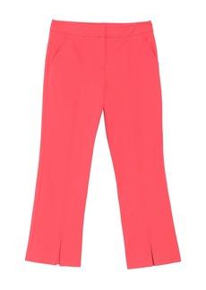 Trina Turk North Beach High Waist Slit Crop Pants