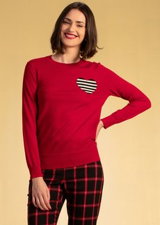 Trina Turk OLD FASHIONED SWEATER