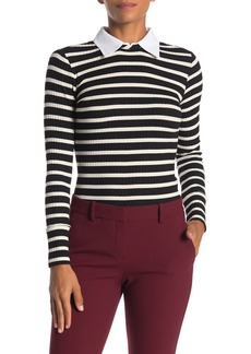 Trina Turk Olympic Blvd Stripe Top