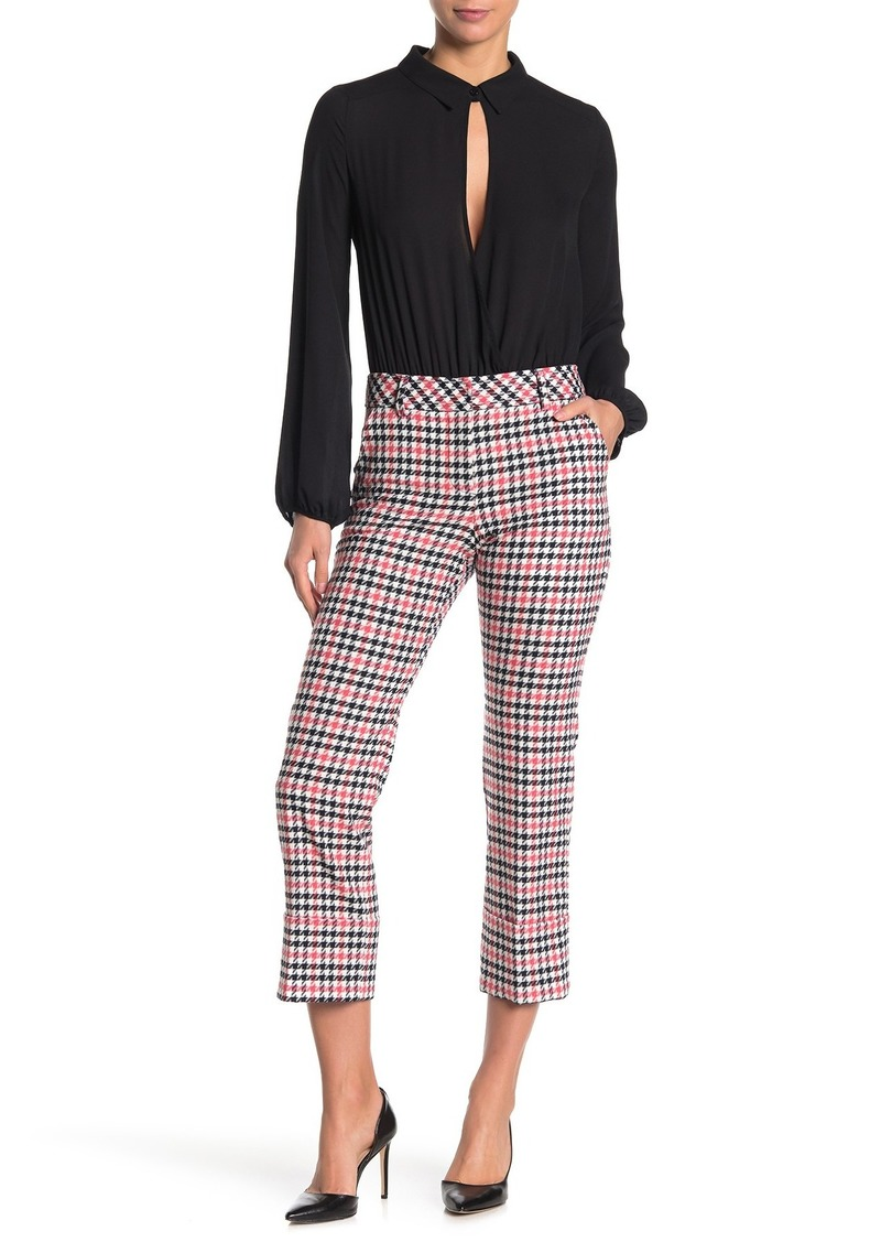 Trina Turk Patina Print Cropped Trousers (Regular & Plus Size)