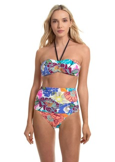 Trina Turk RADIANT BLOOMS HIGH WAIST