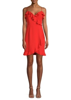 Trina Turk Reese Ruffled Mini Dress