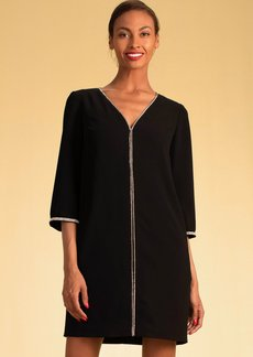 Trina Turk ROUND MIDNIGHT DRESS