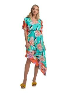 Trina Turk SHANGRI LA FLORAL MAXI DRESS