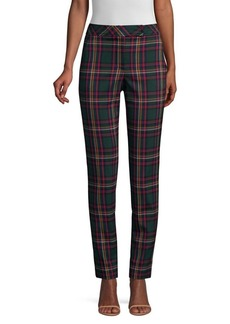 Trina Turk Sheree Plaid Pants