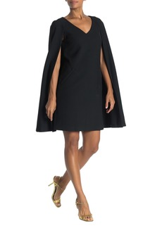 Trina Turk Shindig Cape Dress