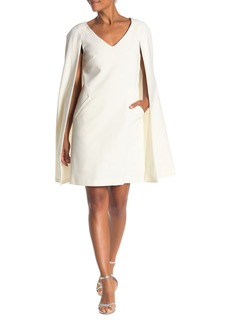 Trina Turk Shindig Cape Dress