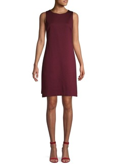 Trina Turk Split-Hem Mini Dress