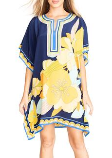 Trina Turk Theodora Silk Caftan Dress