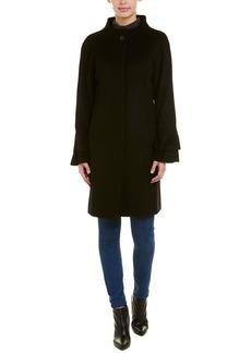Trina By Trina Turk Sarah Wool-Blend Coat