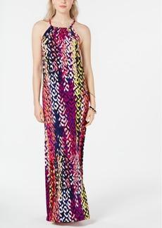 Trina Trina Turk Printed Maxi Dress
