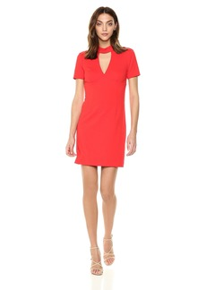 Trina Trina Turk Women's Camari Dress red