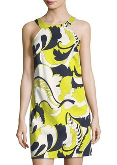 Trina Turk Aptos Floral-Print Shift Dress