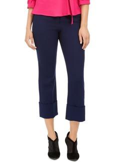 Trina Turk Banshee Cropped Flare Pants