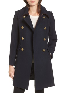 Trina Turk Caitlin Double Breasted Coat