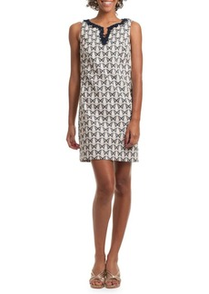 Trina Turk California Dreaming Lace Butterfly Dress