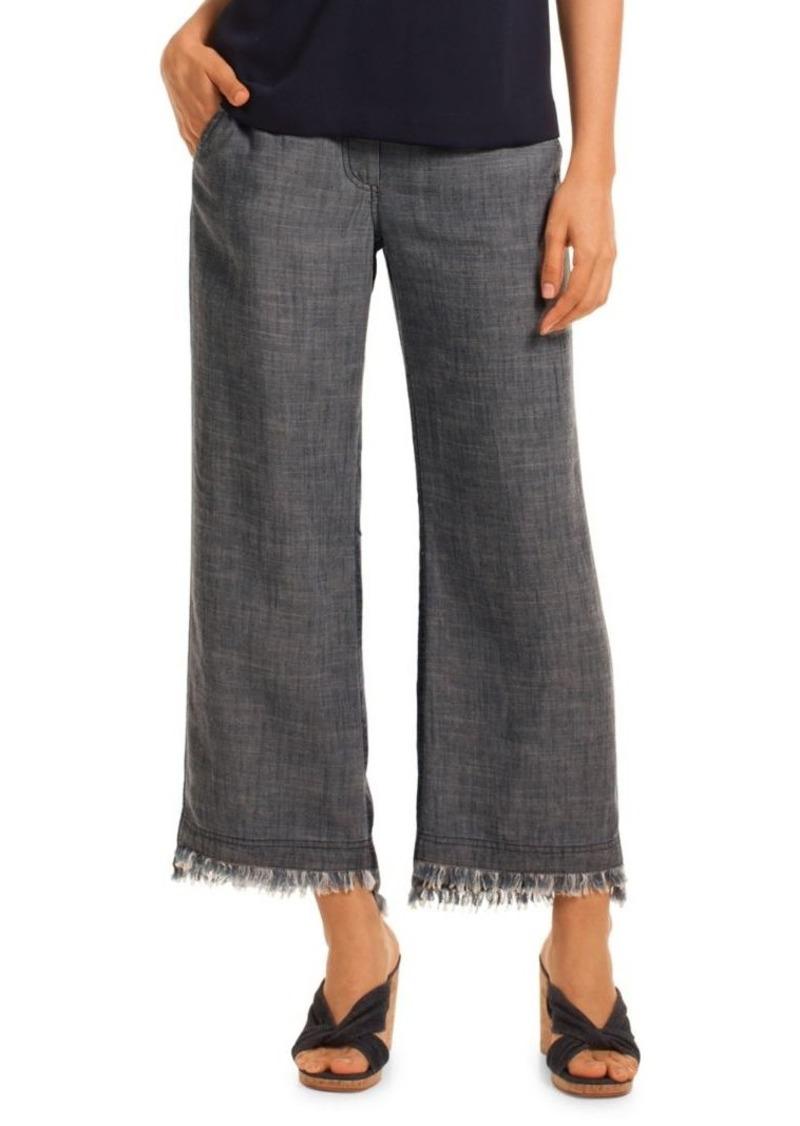 Trina Turk California Dreaming Ontario Chambray Pants