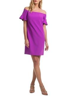 Trina Turk Camellia Blossom Smoothie Dress