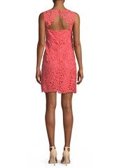 Trina Turk Clover Donna Bella La Lace Mini Dress