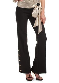Trina Turk Cocktail Soiree Fete Wide-Leg Pants