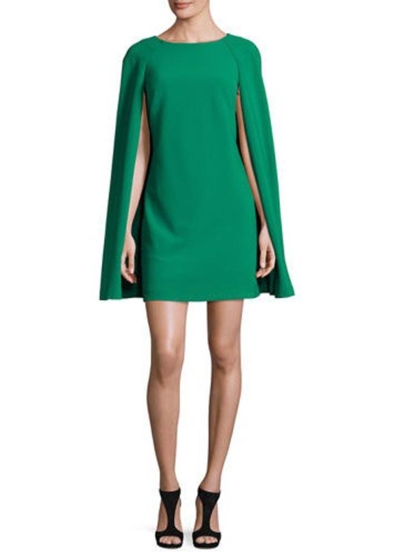Trina Turk Colette Mini Cape Dress