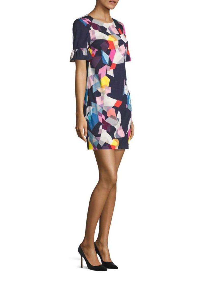 de01b11cbf9 Trina Turk Trina Turk Darling Printed Shift Dress