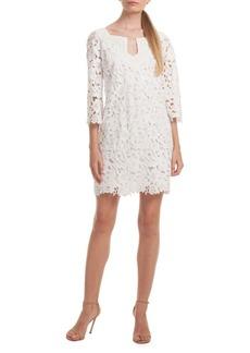 Trina Turk Elm Lace Mini Dress