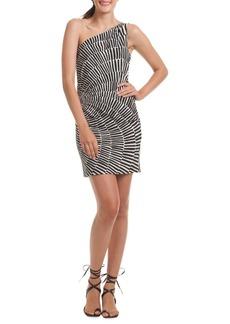 Trina Turk Faraway One-Shoulder Dress