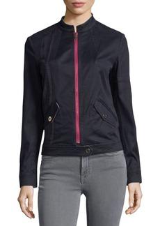 Trina Turk Full Zip Jacket