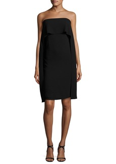Trina Turk Genius Strapless Popover Shift Dress