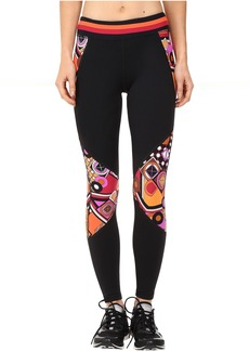 Trina Turk Geoscape Full Length Leggings