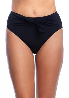 Trina Turk Getaway High Waist Bikini Bottoms