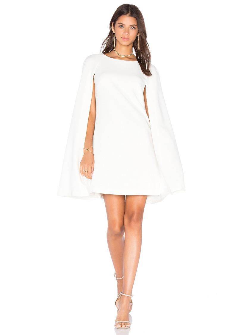 Trina Turk Gizela Cape Dress
