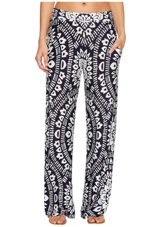 Trina Turk Indochine Wide Leg Pant Cover-Up