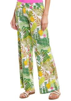 Trina Turk It's Bananas Cover-Up Pant